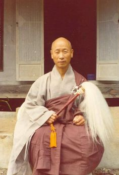 """Zen Master Ku San Sunim Master Ku San addressed the assembly:  """"The ancients said, 'There are no sentient beings who are not endowed with the active, bright, enlightened Nature which is no different from that of the Buddhas."""""""
