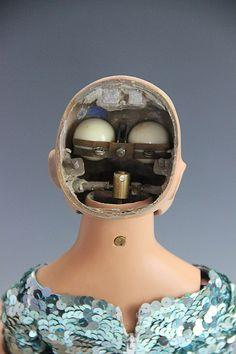 Lady Penelope Puppet, circa 1964-1968.