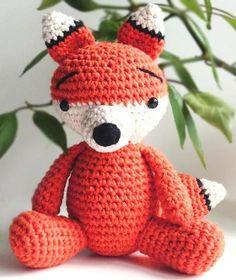 Chili the fox by Lityfa