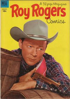 Comics. I LOVED him!!!  No really...I did!  I was only 6 but I loved him!