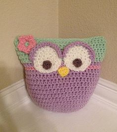 15-1-2 Owl Stuffie with Upcycled Rattle Pictorial (picture tutorial)