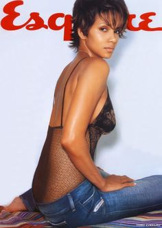 Image result for halle berry esquire