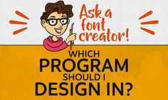 Ask a Font Creator: Manly Fonts for Dudes Inkscape Tutorials, Cricut Tutorials, Design Tutorials, Cricut Ideas, Design Patterns, Font Creator, The Creator, Font Identification, Create Font