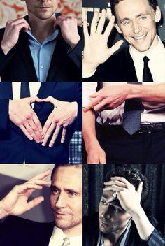 Hiddles Hands