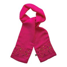 A silk scarf with beautiful hand embroidered and sequinned floral detail.perfect for a dash of glamorous colour Velvet Scarf, Pink Silk, Beautiful Hands, Linens, Scarves, Sequins, Glamour, Colour, Detail