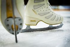 Gracie Gold's skates from Edea