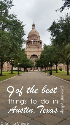 9 of the best things to do in Austin Texas / Adventures of a London Kiwi