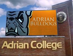 Adrian College Sign In Adrian, MI Part 82