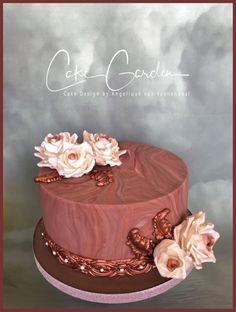 Marble cake by Cake Garden Houten