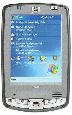 HP - IPAQ HX2110