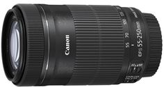 Canon EF-S 55-250mm f/4-5.6 IS STM, in arrivo a Settembre