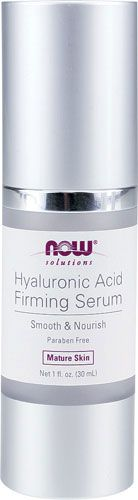 NOW Foods Hyaluronic Acid Firming Serum 1 fl oz Liquid - Swanson Health Products