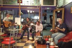 """Strictly Acoustic Wanganui """"A Night Of Varying Acoustic Acts"""" :)."""