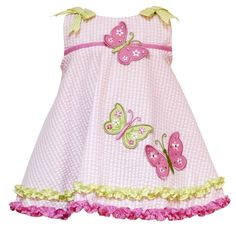 Finding a simple, affordable and pretty Easter dress for your little girl online is not difficult...picking just one is the challenge!