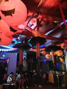 Διακόσμηση Παιδικού Πάρτυ με θέμα HALLOWEEN απο ΔΕΛΦΙΝΑΚΙΑ Opera House, Halloween, Concert, Party, Concerts, Parties, Opera, Spooky Halloween