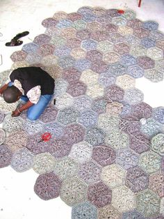 Motif carpets - moonbasket