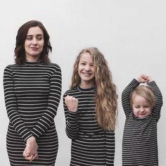 Das doppelte Lottchen ist nichts gegen dieses Mutter-Töchter-Trio!