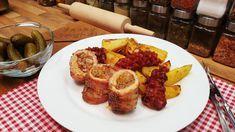 Bugaci göngyölt karaj / Szoky konyhája  / French Toast, Beef, Breakfast, Food, Meat, Morning Coffee, Eten, Ox, Ground Beef