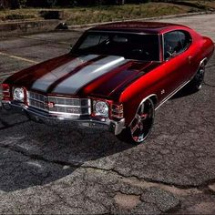 1972 Chevrolet Chevelle SS - Cars and motor Chevy Chevelle Ss, Chevy Ss, Chevrolet Ss, Chevy Pickups, Chevy Muscle Cars, Old School Cars, Vw Touran, Mv Agusta, Sweet Cars