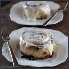 Monday's Mystery Recipe Episode 9: Monster Cinnamon Rolls | My Adventures In The Country