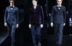 Milan Men's Fashion Week #emporioarmani