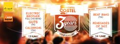 Hostel Costel - 3 Years Anniversary Party
