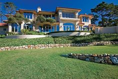 This Majestic Pebble Beach Estate Property Has Been Meticulously Remodeled To Perfection By The Cur Owners