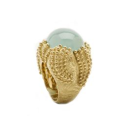 katy briscoe persian turquoise cocktail ring httpgraceormondecomdaily