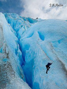 Perito Moreno Glacier. Argentina