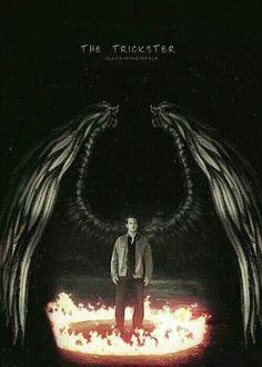 The Trickster - The Archangel - Gabriel