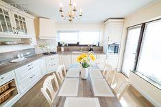 Mogoșoaia   Kuxa Studio   Călin Classic Kitchen, L Shaped Kitchen, Sweet Home, Furniture, Studio, Design, Decorating, Home Decor, Houses