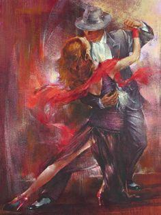 """Tango Argentino II""- Pedro Álvarez Castelló"