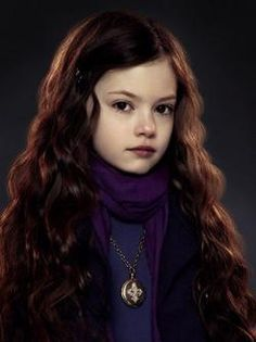 Born on September 11, 2006[1] Renesmee (pronounced Ruh-nez-may) Carlie Cullen is the resident vampire/human hybrid member of the Olympic coven. She is the daughter of Edward and Bella Cullen, and the imprintee of Jacob Black. Renesmee's biological paternal grandparents are Edward Sr. and Elizabeth Masen, while on the maternal side, they are Charlie Swan and Renée Dwyer.