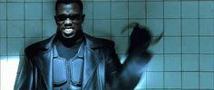No-Face is God — sandboxsimba: damisa-sarki: sleepynegress: . Black Characters, Marvel Characters, Marvel Heroes, Marvel Movies, Marvel Comic Universe, Comics Universe, New Blade Movie, Blade Film, Eric Brooks