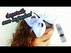 LAÇAROTE NOVELA CARINHA DE ANJO ( PASSO A PASSO ) - YouTube