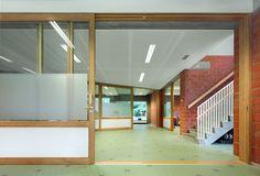 School extension / Rumst / B / Bovenbouw