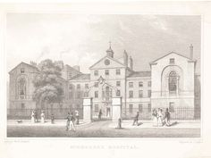 Middlesex Hospital | Museum of London