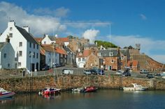 villages by the sea images - Crail, Scotland