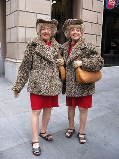 Crone Twins - The Browns