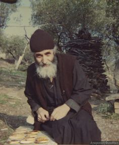 Elder Paisios of Mount Athos was a monastic of Mount Athos. An ascetic, he was known by his visitors for his gentle manner and acceptance of those who came to receive his advice, counsel, and blessing. #saint #paisios #paisius #mount #athos #agio #oros #orthodox #monks #αγιο #ο�ος #παισιος #μοναχος