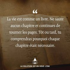 Life is like a book......