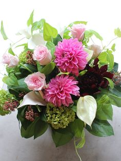 Select Flower Arrangement | K's flower webshop