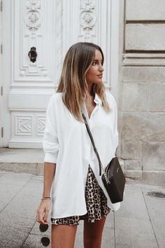 fashion Dizzy Street Style Looks Mode Outfits, Short Outfits, Casual Outfits, Fashion Outfits, Day Outfits, Modest Fashion, Fashion Clothes, Fashion Tips, Looks Street Style