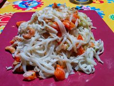 Mis Recetas Anticáncer: Fideos de arroz con verduras especiadas y anacardos por Lidia Casademont
