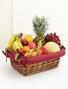 Luxury Fruit Basket - Marks and Spencer