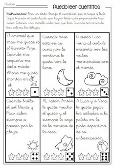 Pin by Julito Quintanilla on para tesis Spanish Classroom, Teaching Spanish, Classroom Labels, Busy Book, Spanish Language, Elementary Education, Reading Comprehension, How To Plan, Learning