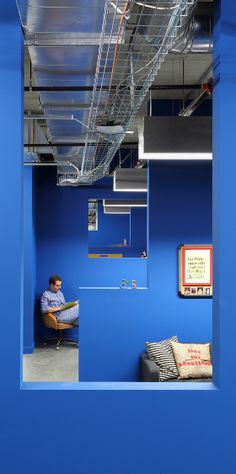 """Funhouse Chic: Inside The """"Funny Or Die"""" Offices"""