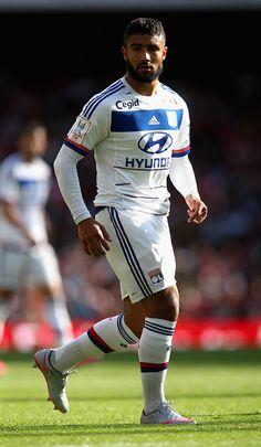 #Nabil Fekir #Olympique Lyonnais