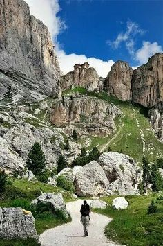 Dolomiten Italië