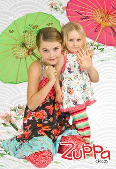 Vestidos y soleros primavera verano ZUPPA CHICOS, talles desde el 2 hasta el 12. Encontralo en LA REINA RANA - Local 215 @Plaza Canning